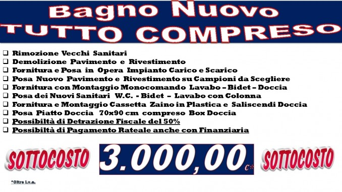 OFFERTA SOLO DAL WEB.. - WELCOME